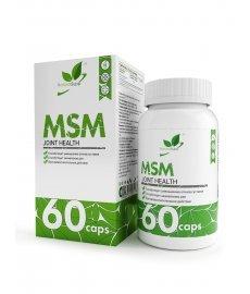 NaturalSupp MSM 60 капс