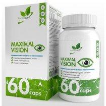 NaturalSupp Maximal Vision 60 капс