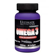 Ultimate Omega 3 90 капс