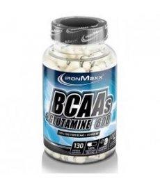 IromMaxx BCAA+Glutamine 130 капс
